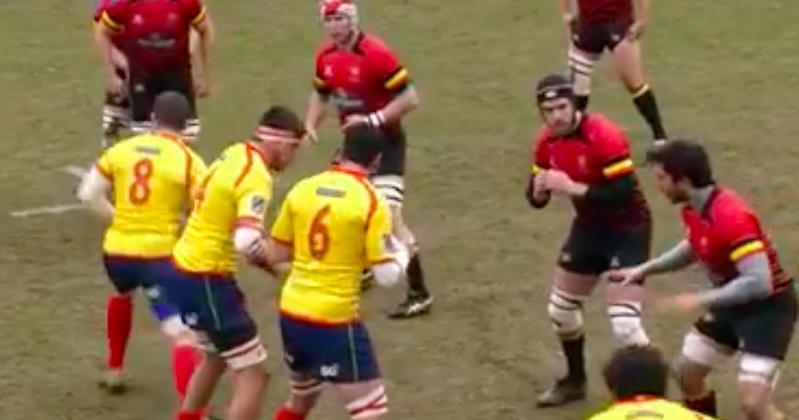 VIDEO. Vis ma vie de Vlad Iordachescu : arbitre le bouillant Belgique - Espagne depuis ton canapé !