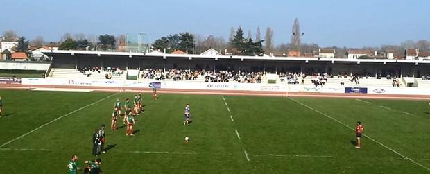 Rugby Amateur #8 : La pénalité de 65 mètres de Benjamin Roquebert (Saint Sulpice)