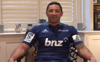 Benji Marshall s'engage officiellement aux Auckland Blues