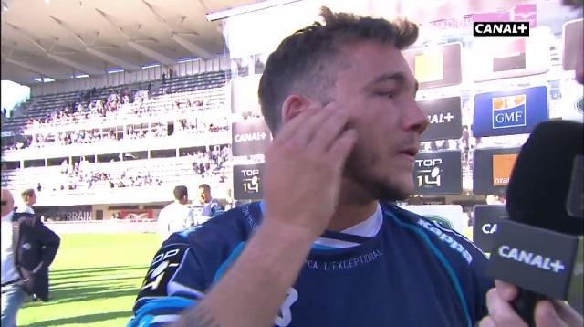 Paillaugue en larmes, Carter évoque la demi-finale et Nadolo donne rendez-vous l'année prochaine : Les réactions de MHR vs Racing 92