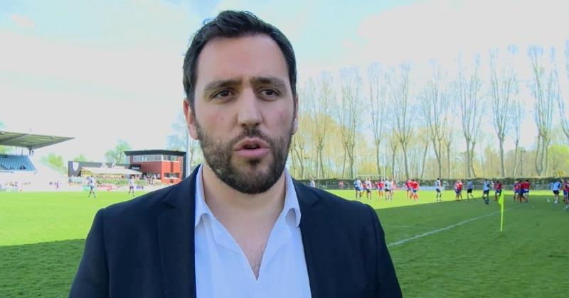 Benoit Trey (président de Blagnac) : ''remettre la formation au centre du village, c'est l'enjeu du rugby français''