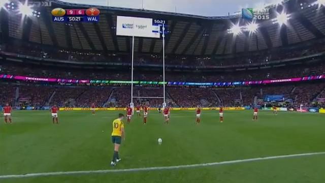 RESUME VIDEO. Coupe du monde. L'Australie évite les Springboks en faisant le dos rond contre le Pays de Galles