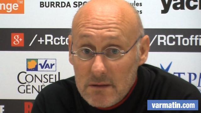 RCT : Bernard Laporte menace de déclarer forfait contre le Castres Olympique