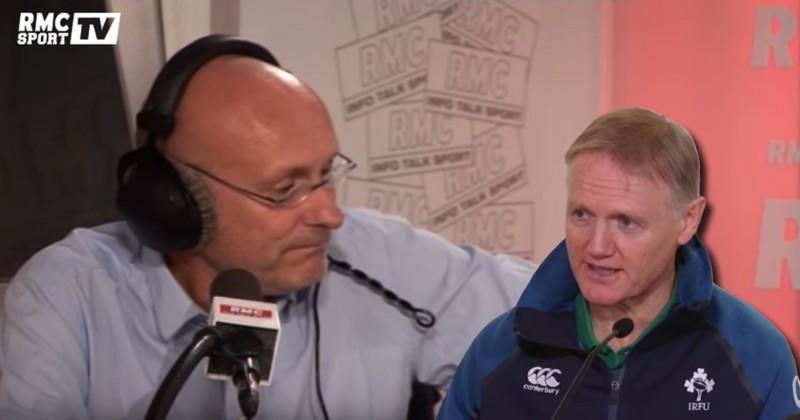 XV de France - Bernard Laporte : ''Moi mon choix numéro un, c'était Joe Schmidt''