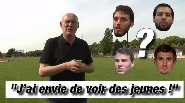 XV de France - Bernard Laporte met la pression à Guy Novès avant la tournée