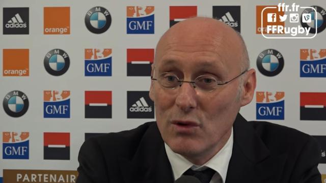 FFR : les 44 mesures que Bernard Laporte veut mettre en place pour le rugby français