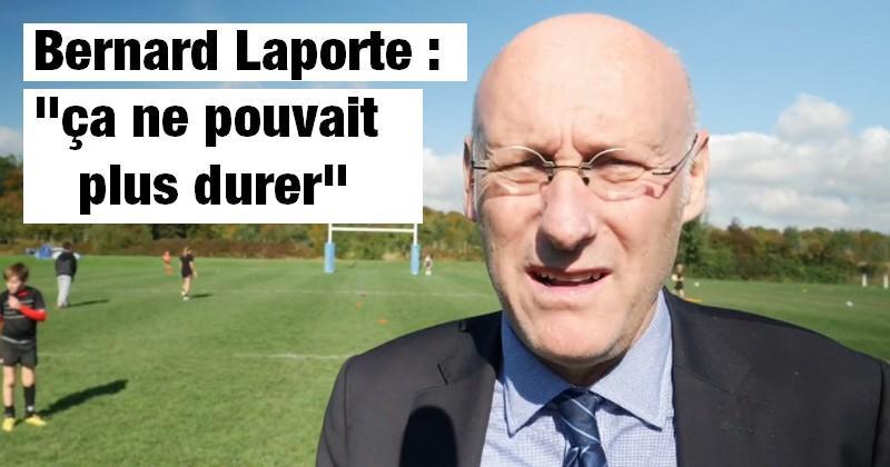 Bernard Laporte répond à Guy Novès [AUDIO]