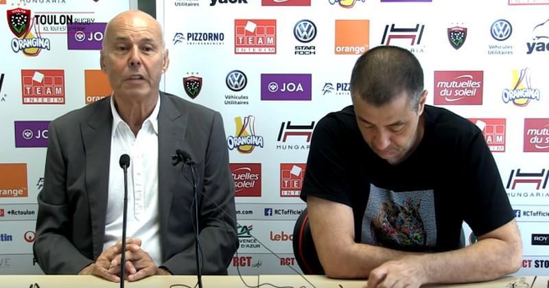 ''Toulon continuera d'attirer de grands joueurs mais avec prudence''