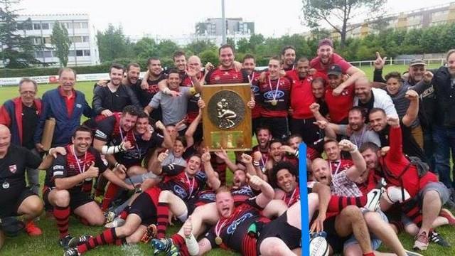 PHOTOS. Rugby Amateur : les champions de France du week-end