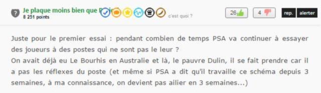 Angleterre - France. #BestCommentaires #12 : le Crunch vécu par les internautes du Rugbynistère