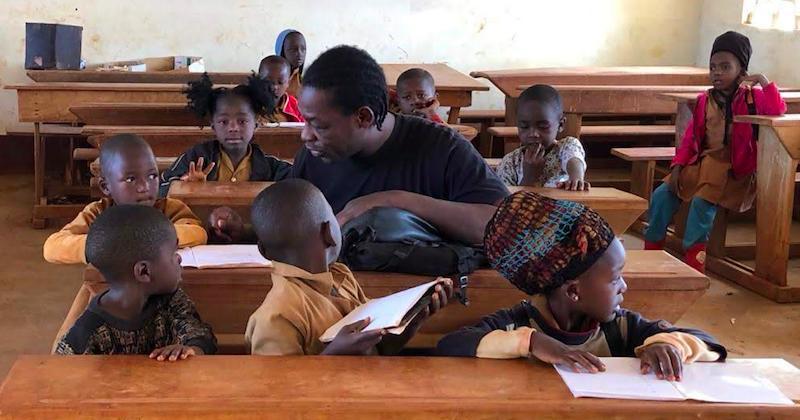 Rugby, Cameroun et scolarité : le nouveau combat de Serge Betsen