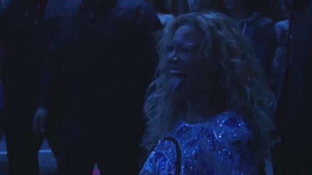 VIDEO. Déchaînée, Beyoncé danse le Haka