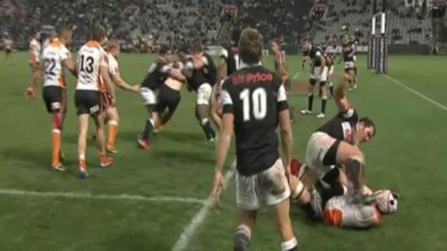VIDEO. Currie Cup : Bismarck du Plessis cité pour stamping