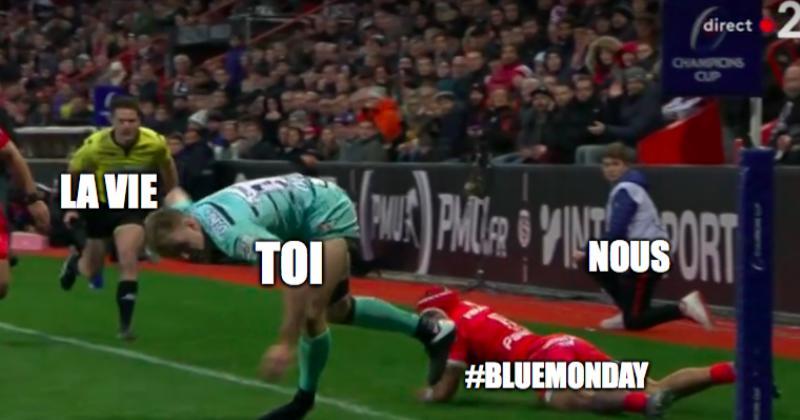 Le monde du rugby est en dépression, et voici pourquoi !