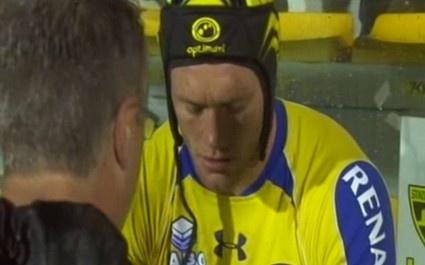 Julien Bonnaire prolonge son contrat avec l'ASM Clermont
