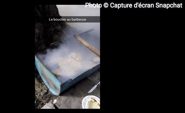 2ème série. Quand le club de Chamalières fait griller son Bouclier au barbecue...