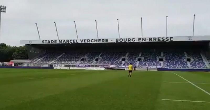 Fédérale 1 Elite - Bourg-en-Bresse bat Rouen et accède à la Pro D2