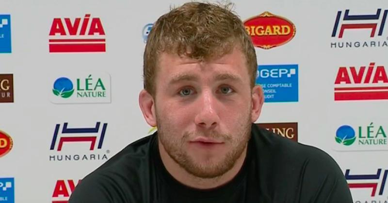 Rugby: le Rochelais Bourgarit suspendu six semaines pour une