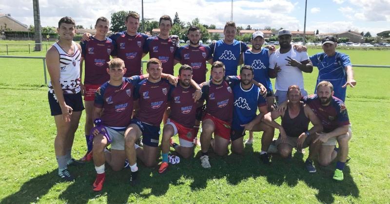 Rugby à 7 - Circuit Élite 2019 : La Bourgogne/Franche-Comté a aussi son équipe