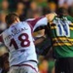 Bourgoin vs Northampton : une finale de Challenge Européen tendue