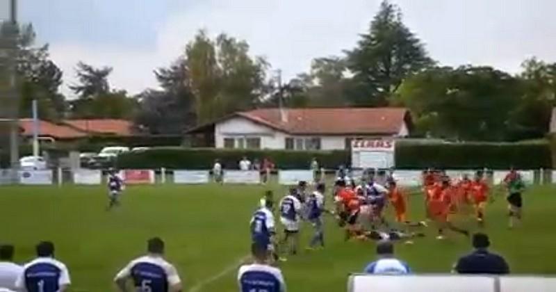 VIDEO. AMATEUR. Ils ajoutent 5 minutes au match pour permettre à Mathieu, autiste, de marquer un essai
