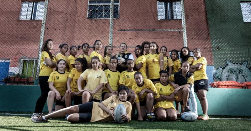 «Essai du bout du monde», quand la favela rencontre les quartiers de Seine-Saint-Denis autour du rugby