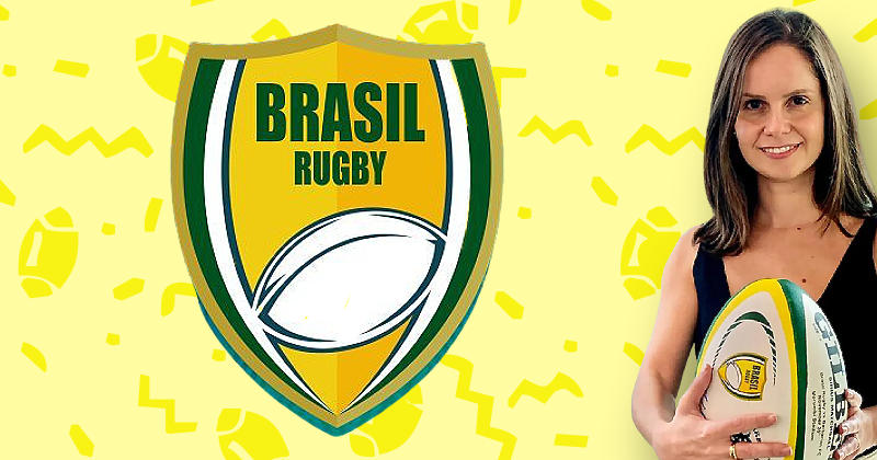 Brésil - Mariana Miné, le nouveau visage à la tête du rugby