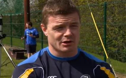Brian O'Driscoll dispute sa dernière saison de rugby