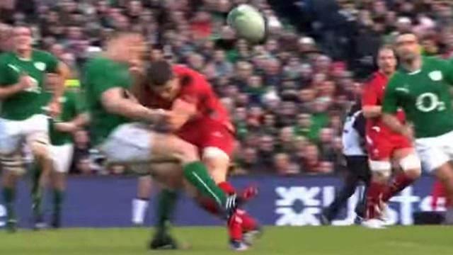 VIDEO. Flashback. Brian O'Driscoll prend le tampon de sa vie : « J'ai eu l'impression de mourir »