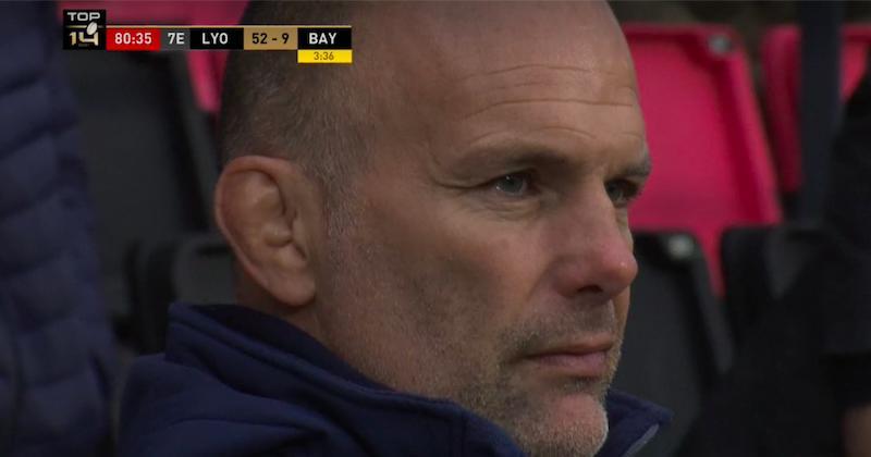 ''J'ai l'impression que quand c'est Bayonne, les arbitres font un bel apéro avant les matchs''