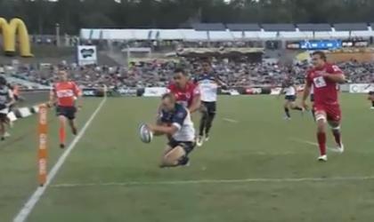 Les Brumbies l'emportent contre les Reds en ouverture du Super Rugby
