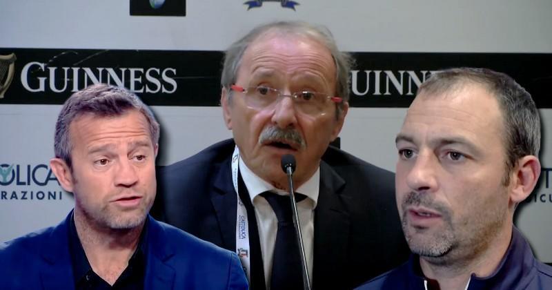 XV de France - Brunel confirme l'arrivée et le rôle de Fabien Galthié dans le staff