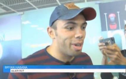 VIDEO. Les premiers mots de Bryan Habana à Toulon