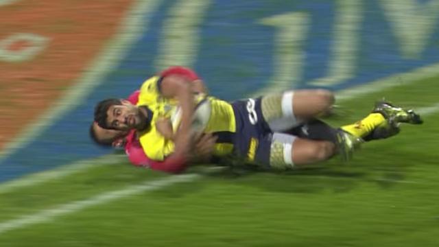 Vidéo. Top 14 - Clermont : l'essai de Fofana face à Toulon était-il valable ?