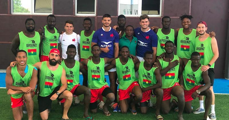 Du Burkina Faso à Marcoussis, découvrez l'aventure inespérée de ces jeunes joueurs