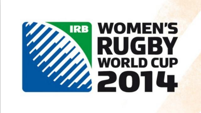 Calendrier de la Coupe du monde de Rugby Féminin 2014