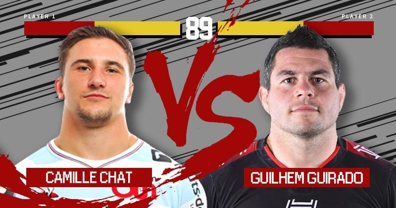 XV de France - Chat vs Guirado, qui doit débuter face à l'Argentine ?