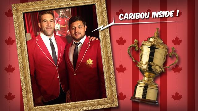 Coupe du monde 2015. Un Français dans l'équipe canadienne : Caribou Inside #1