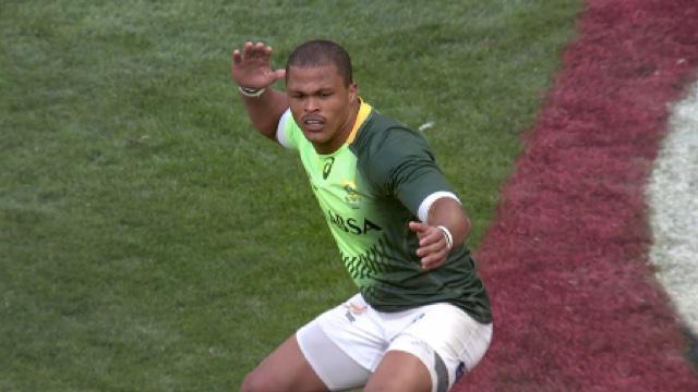 VIDÉO. Cape Town 7s. Malgré les exploits de Vakatawa, la France s'incline en demi-finale contre l'Afrique du sud