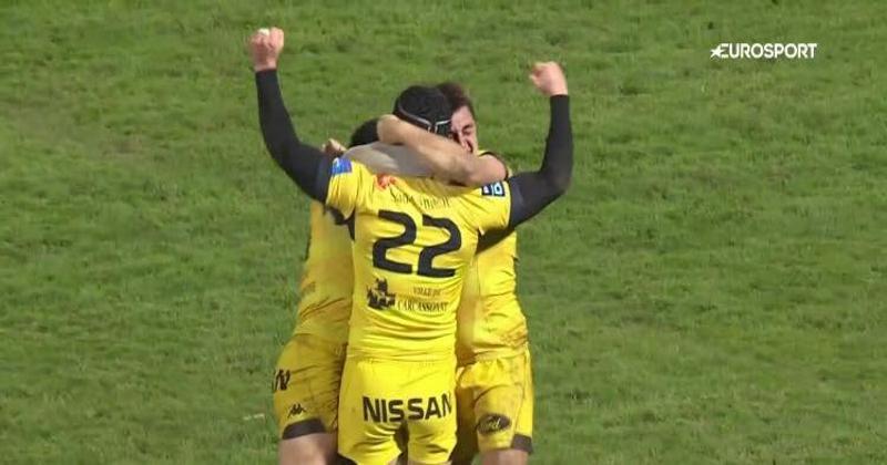 VIDEO. Pro D2. Carcassonne crée la sensation à Montauban en jouant à 14 pendant 70 minutes