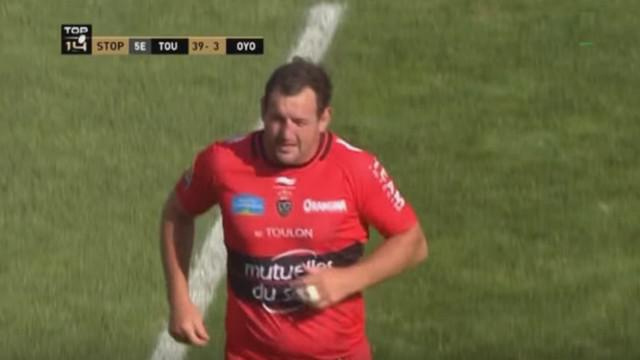Top 14 - Carl Hayman, futur entraîneur des avants de la Section Paloise ?