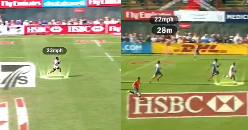 VIDEO. Dubaï 7s. Carlin Isles et Dan Norton presque aussi rapides qu'Usain Bolt