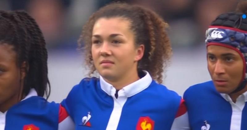 Caroline Drouin : l'étoile montante du rugby français