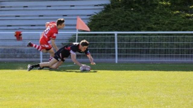 Rugby Amateur : les jeunes du SNO en route vers les phases finales du championnat de France !