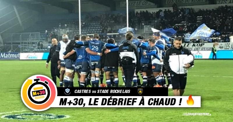 Top 14 - 10ème journée. Castres vs Stade Rochelais : le M+30 du Rugbynistère