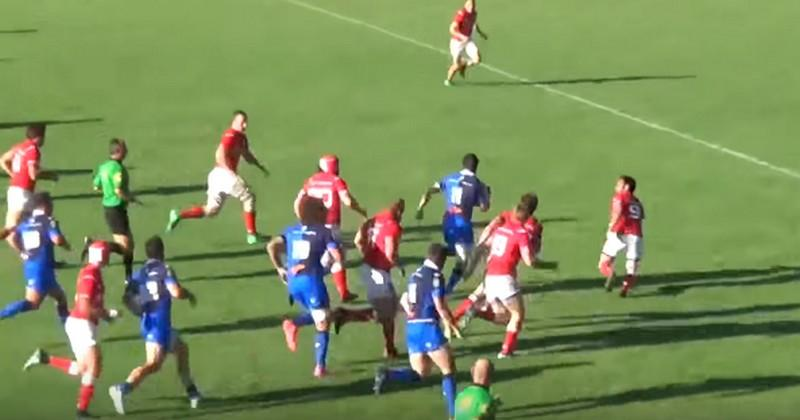 RESUME VIDEO. Castres se fait plaisir face au Canada en amical