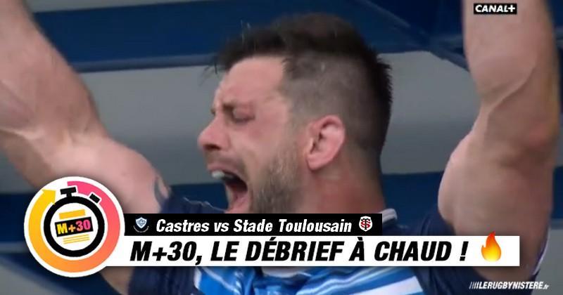 Top 14 - 23e journée. Castres vs Toulouse. Le M+30 du Rugbynistère