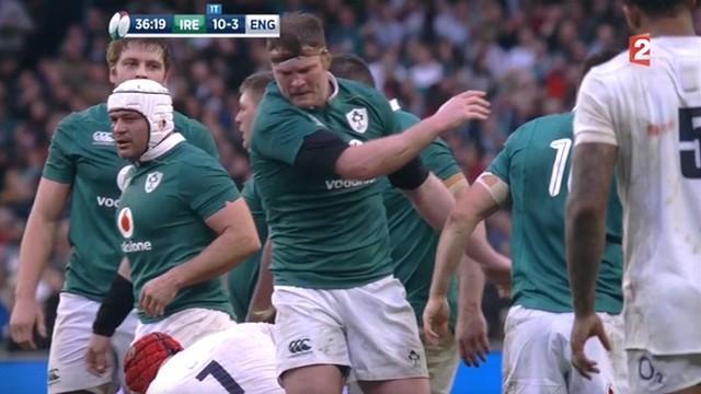 6 Nations 2017 - Les 5 points à retenir de la victoire de l'Irlande sur l'Angleterre (13-9)