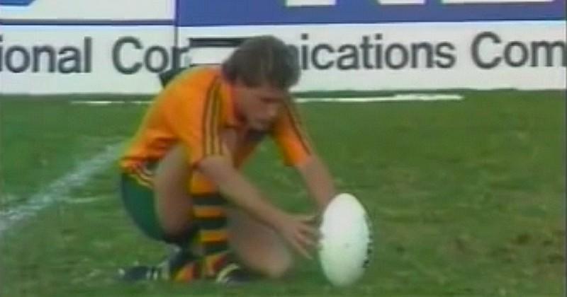 L'anecdote inédite et insolite de Lynagh lors la demi-finale Australie/France en 87 [VIDÉO]