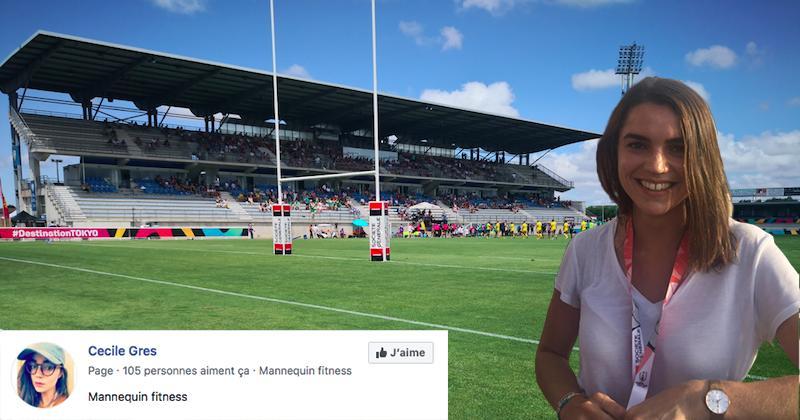 Tête-à-tête décalé avec Cécile Grès : ''J'espère que Sofiane marquera l'essai de la victoire en finale''